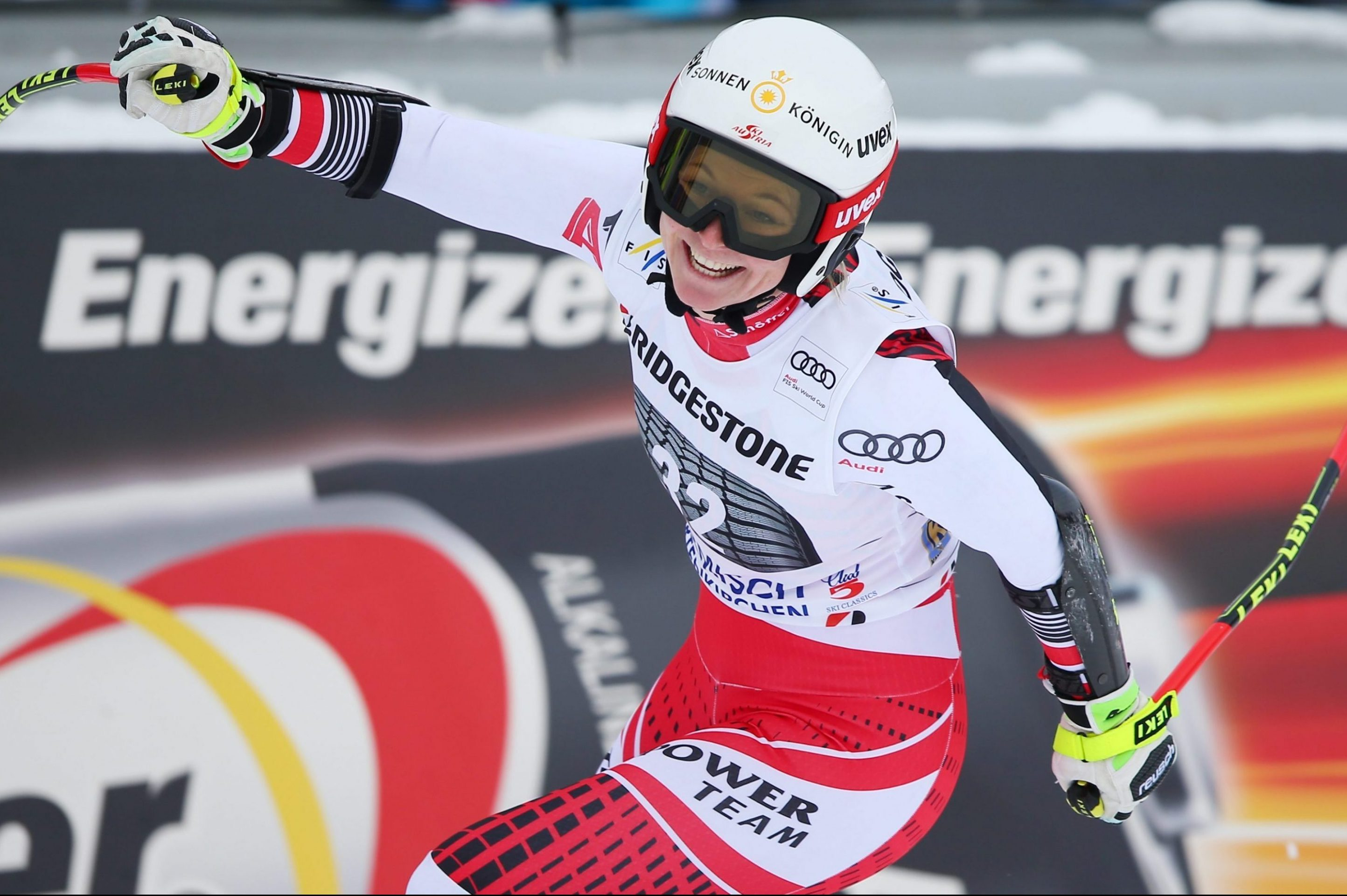 Platz 12. in Garmisch-Partenkirchen